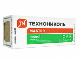 Плиты минераловатные Роклайт 1200*600*100мм, РФ