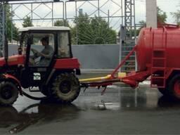ПМ-3 Машина поливомоечная