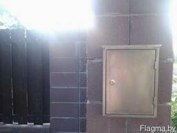 Почтовый ящик из нержавеющей стали,ящик для весовой стекло