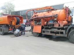Подача технической воды на объекты