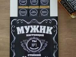 Подарочный шоколад ШокоБокс оптом