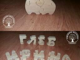 Подарок оригинальный Сувенир деревянный Ручная работа