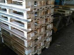 Поддон, деревянная тара