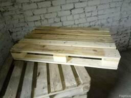 Поддон деревянный 1200*800*144