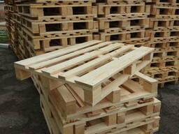 Поддон деревянный 1200х800 БТ