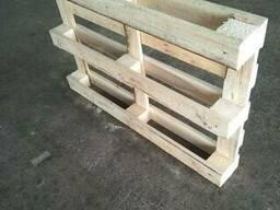 Поддон деревянный - фото 4