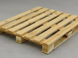 Поддон деревянный 1000х1200ммх144мм новые и б/у