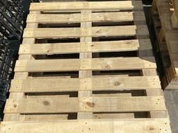 Поддон деревянный б/у 1100*950
