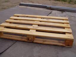 Поддон деревянный (б/у) 1200*800