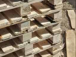 Поддоны деревянные 1200/800