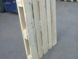 Ящики и поддоны деревянные.