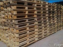 Поддоны деревянные - фото 2