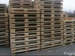 Поддоны деревянные - фото 3