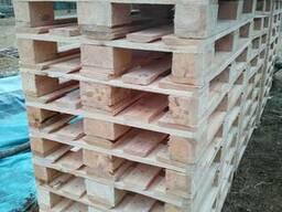 Поддоны деревянные - фото 4