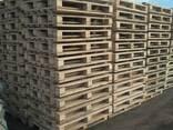Поддоны деревянные - фото 1
