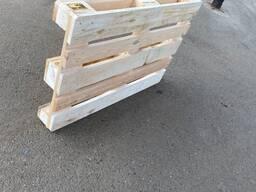 Поддоны деревянные 800*1200*144 мм ( евростандарт) с IPPC