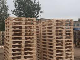 Поддоны деревянные новые 1200х800,1200х1000