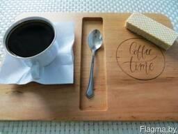 Поднос для чая и кофе