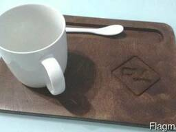 Поднос для чая и кофе - фото 4
