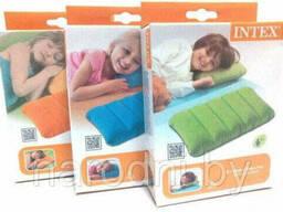 Подушка надувная Intex 68676 NP