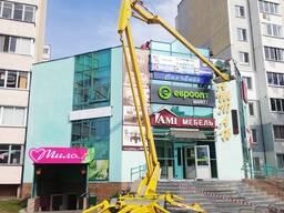 Подъёмник в аренду в Беларусии