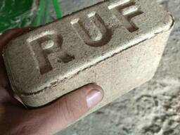 Покупаем брикеты RUF