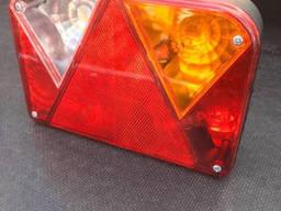 Покупайте Фонарь задний с подсветкой номера, к прицепам легковым автомобильным