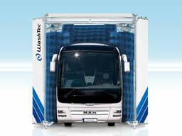 Портальные мойки для грузовых автомобилей