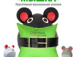 Портативная музыкальная колонка (Мышка) ICutes MB-M919
