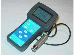 Портативный кислородомер АКПМ-1-02П для природных и сточных