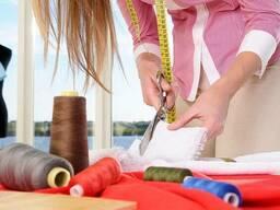 Пошив легкой одежды