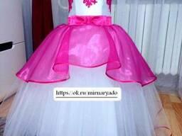 Пошив нарядных детских платьев