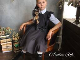 Пошив школьной одежды для девочек