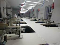 Пошив женской одежды на давальческих условиях