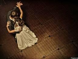 Постановка первого танца на свадьбу