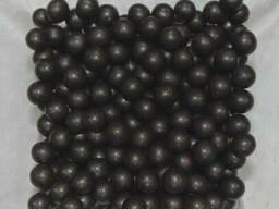 Посыпка шарики черные 7 мм, 50 г