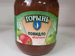 Повидло яблочное ГОСТ 0,5л. /650гр