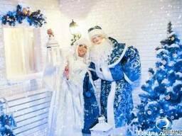 Поздравление Дед Мороз и Снегурочка (Крио Шоу). Корпоративы