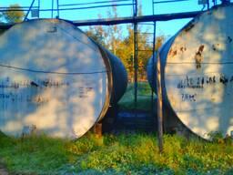 Пожарные резервуары емкости цистерна 50-75 м3