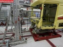 Правка и ремонт кабин