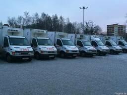Предлагаем услугу грузоперевозка продуктов Витебск