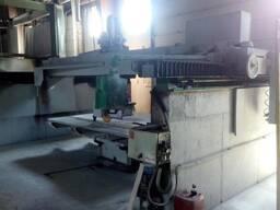 Фрезерно-мостовой станок «Автоматика» модель FBV/700-450 MG