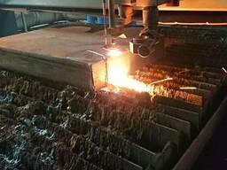 Плазменная резка металла толщиной до 160 мм в Минске