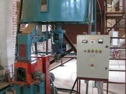 Пресс для производства топливных брикетов pini&kay, б/у