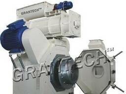 Пресс-гранулятор для производства биотоплива и комбикормов