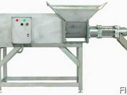 Пресс механической обвалки РС-500