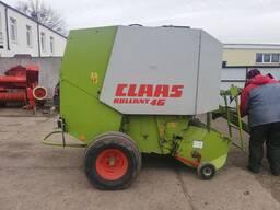 Пресс-подборщик Claas Rollant 46 Сетка/шпагат