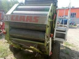 Пресс-подборщики Claas Rollant
