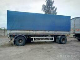 Прицеп фургон тентовый МАЗ 837810014