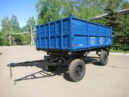 Прицеп тракторный 2ПТС-4,5 с доставкой и з/ч от дилера